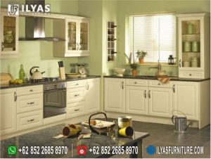 Kitchen Set Minimalis Terbaru Cat Duco